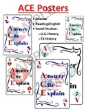 ACE Strategy Acronym Posters