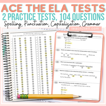 ACE THE ENGLISH LANGUAGE ARTS STANDARDIZED TESTS
