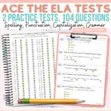 ACE THE ENGLISH LANGUAGE ARTS STANDARDIZED TESTS