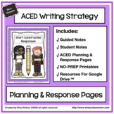 ACE Writing Strategy Includes Distance Learning For Google