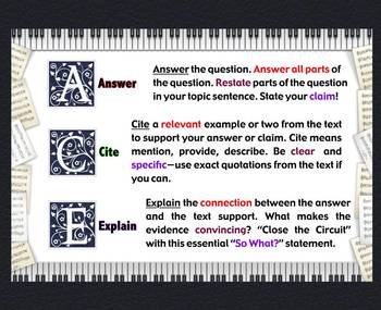 ACE the Common Core: Reading Writing & The Art of Argument