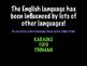 ACELA1687 Keynote Presentation - Multiple Examples of Loan Words