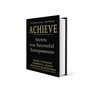 ACHIEVE the Secrets from Successful Entrepreneurs