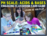 ACIDS AND BASES: PH SCALE