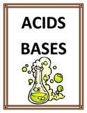 ACIDS AND BASES UNIT