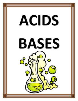 ACIDS AND BASES UNIT