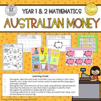 Year 1 Australian Money