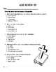 ACRE Practice Test- Multiple Choice Version