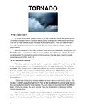 ACT ASPIRE SCIENCE  PRACTICE-TORNADO