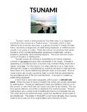 ACT ASPIRE SCIENCE PRACTICE-TSUNAMI