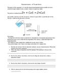 Grade 6-8 ACT Aspire Science - Question Set 2