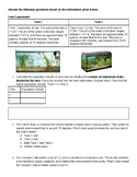 Grade 7-9 ACT Aspire Science: Question Set 6