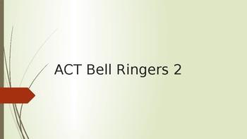 ACT BELLRINGERS 2