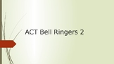 ACT BELLRINGERS 2