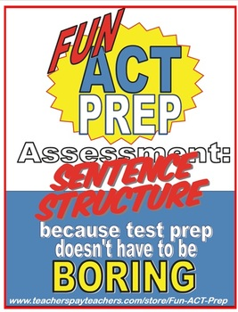 ACT English: Sentence Structure Assessment