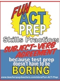 Fun ACT English Prep: Subject-Verb Agreement Skill-by-Skill Practice