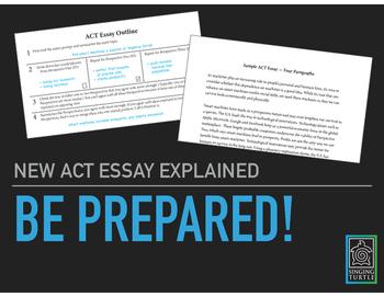ACT Essay Prep