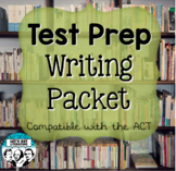 Test Prep Writing Packet