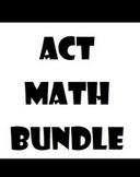 ACT Math Bundle