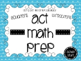 ACT Math Prep: Equations with Fractions