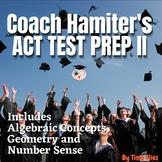 ACT - Math Test Prep 2