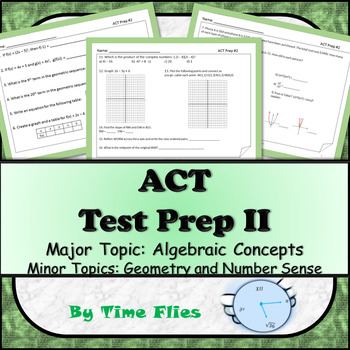 ACT - Math Test Prep 2