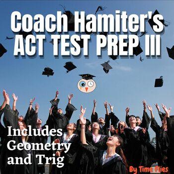 ACT - Math Test Prep 3