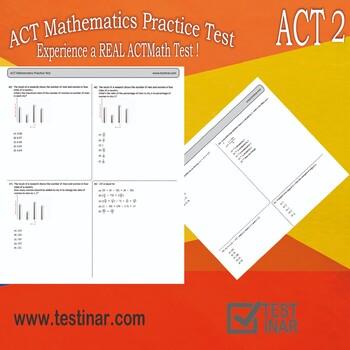 ACT Mathematics Practice Test-2