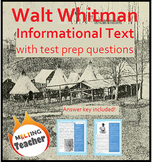 ACT Prep Walt Whitman