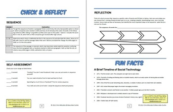 Fun ACT Reading Prep: Sequence Skill-by-Skill Practice