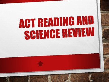 ACT Reading and Science Course