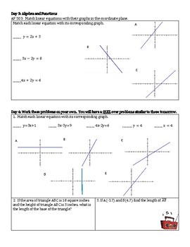 ACT Review and Practice #12