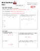 ACT Review and Practice #3