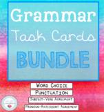 Grammar Task Cards Bundle