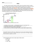 ACT Science Graphs Practice 4: Matter