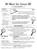 ACT Science Tips and Tricks