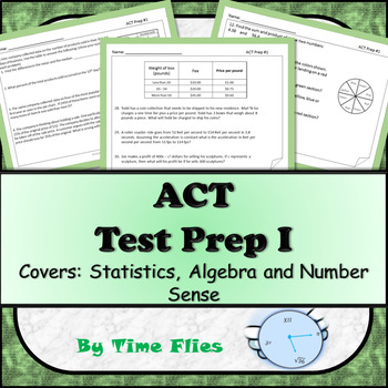 ACT - Math Test Prep 1
