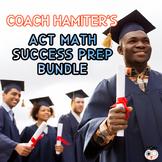 ACT - Math Test Prep Bundle