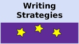 ACT Writing Strategies