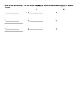 ACT practice quiz