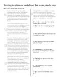 ACT reading practice