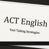 ACT test taking strategies