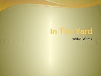 ACTION WORDS- SEASONS