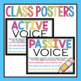 ACTIVE PASSIVE VOICE PRESENTATION, ASSIGNMENT, & POSTER
