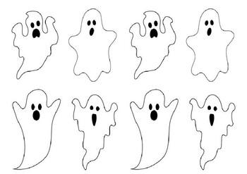 ACTIVIDADES Halloween para trabajar las operaciones matem'aticas
