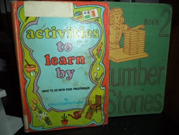 ACTIVITIES TO LEARN BY   NUMBER STORIES   (SET OF 2)