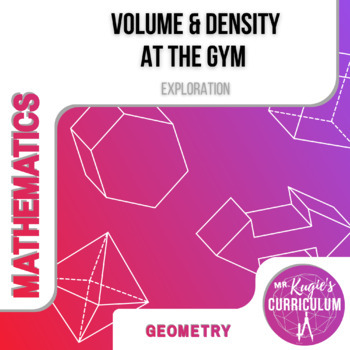 ACTIVITY - Gym Weight Lifting (Math)