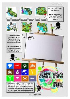 ACTIVITY MAGAZINE: Kids Extra: Volume 2 Issue TWO