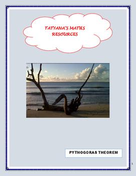 ACTIVITY - PYTHAGORAS THEOREM
