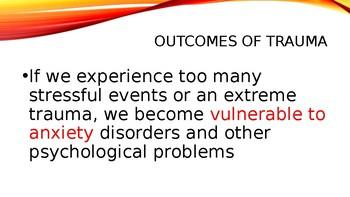 ACUTE AND PTSD STRESS DISORDER